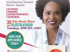 Get ready to press #RESET with best-selling author, Faye Thompson. If you ever wanted to write a book while keeping your day job, this is the show for you. We are talking the pros/cons of having a side-hustle, staying motivated and scoring (3) best-sellers with a demanding day job as a federal government employee. Thompson's latest novel, Slippin' Sippin' Saints is climbing the charts with its dramalicious characters and plot. About the book: Lets face it: The church is simply not what it…
