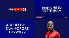Brand New: New Logo and Identity for Sky Sports by Nomad