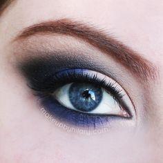 Peek Through Blue