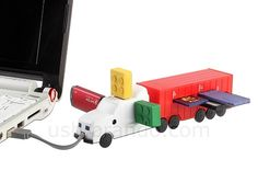 Camion HUB usb e card reader