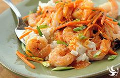 Creamy Thai Shrimp with Coconut Rice