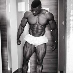 That body is off the CHAIN!!! WOW...