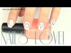 """Pintado de uñas """"Love"""""""