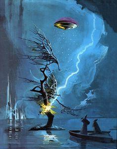 Bruce Pennington from Eschatus (1976)