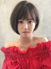 Pin by ron-tai-ra on hairstyle ヘアースタイル in 2019 Korean Short Haircut, Asian Short Hair, Girl Short Hair, Short Hair Cuts, My Hairstyle, Cute Hairstyles For Short Hair, Girl Hairstyles, Shot Hair Styles, Gorgeous Hair
