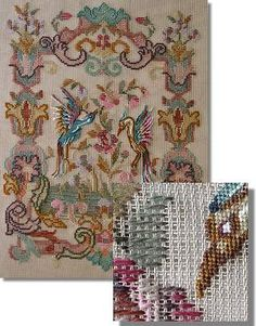 Needlepoint tapestry: A guide