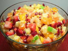 Ensalada de 12 frutas - foto (c) Robin Grose