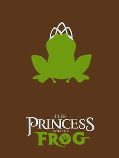 "The Princess and the Frog- my FAVORITE Disney princess movie! Love the ""old school"" charm and the music!"