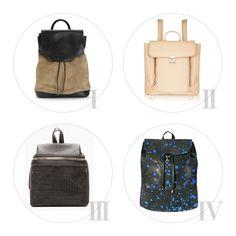 Next Level: Leather Backpacks