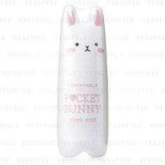 Buy 'Tony Moly – Pocket Bunny Sleek Mist' with Free International Shipping at YesStyle.com. Browse and shop for thousands of Asian fashion items from South Korea and more!