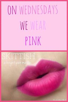 Our hot pink lip stain stays put all day!  Join my V.I.P. group (Makeup with Linda) and be notified of specials and sales! https://www.facebook.com/groups/MakeupwithLinda/