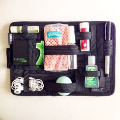 In My Carry-On: The Grid-It Organizer
