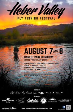 Heber Valley Fly Fishing Festival 2015