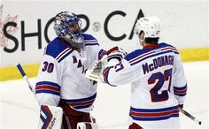Ryan McDonagh, Chris Kreider and Martin St. Louis had a goal and an assist each, and the New York Rangers got back to their winning ways with a 5-2 victory over the Florida Panthers on Wednesday night.