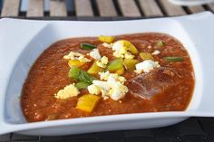 Julia kocht: Gazpacho andaluz | Foodina