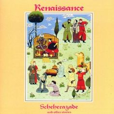 Renaissance, Scheherazade and Other Stories****: This is a much better foray into progressive music than the Catharsis album I listened to prior to this one. It's almost medieval in its approach to the music and the subjects found therein. And Annie Haslam's vocals are wonderfully angelic as they float in and out in the musical palette provided by her bandmates. 6/30/15