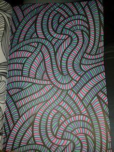 Het tweede enige echte kleurboek voor volwassenen. Gemaakt door Eef ♡