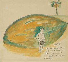 View Untitled By Bhupen Khakhar; watercolor and ink on paper; Access more artwork lots and estimated & realized auction prices on MutualArt. Mono No Aware, Drawing Sketches, Drawings, 2d Art, Indian Paintings, Magazine Art, Watercolor And Ink, Art Market, Indian Art