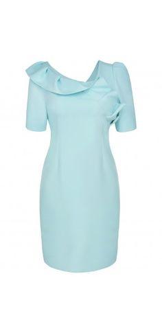 Sukienki wizytowe - Kolekcja wiosenna || Suknie wieczorowe Cold Shoulder Dress, Dresses, Fashion, Gowns, Moda, La Mode, Dress, Fasion, Day Dresses