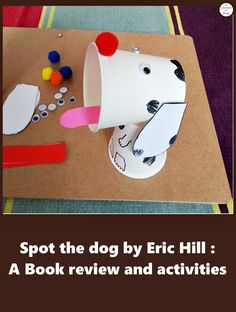 Spot the Dog by Eric Hill