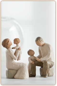 Willow Tree - Grandparents