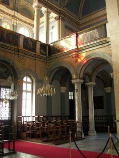 Iglesia de Aya Triada #iglesias #estambul #turquia