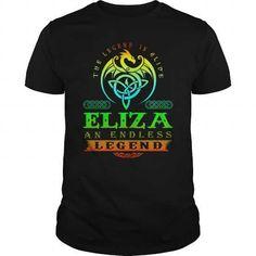The Legend Is Alive ELIZA An Endless Legend ColorGradient T-Shirts & Hoodies