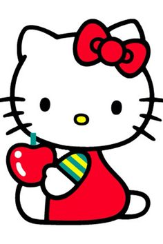 Hello Kitty Images Items Stuff Sanrio Bow My Melody Iphone Wallpapers Characters