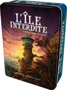 L'Île Interdite, Asmodee Editions