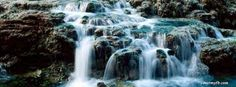 Waterfall Facebook Covers,