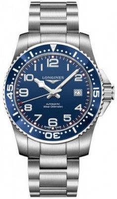 Longines HydroConquest Automatic L3.695.4.03.6
