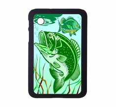 Protective Samsung Galaxy 2 (7.0) Case Large Mouth Bass. $21.00, via Etsy.