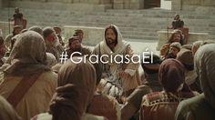 Jesús es el hijo de Dios y nuestro Salvador. Por causa de Él, hemos conquistado la muerte, nuestra vida adquiere significado y podemos vivir con Dios de nuevo. www.mormon.org/graciasael