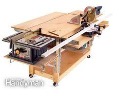 Workbench Design Ideas modular workbench 11 Easy Garage Space Saving Ideas