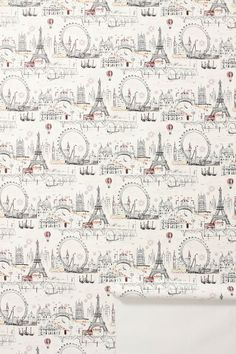 This will be great wall paper for a statement wall or for a half bathroom