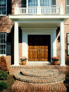 front door portico designs Quality Craftsmanship Examples of