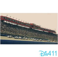 Austin North And Dylan Riley Snyder Attending NASCAR Race March 23, 2014