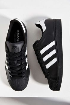 uk availability 43463 580f5 UrbanOutfitters.com  Awesome stuff for you  amp  your space Black Leather  Sneakers,