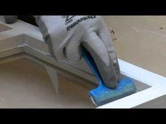 Ikkunoiden maalauskäsittely - Tikkurila - YouTube