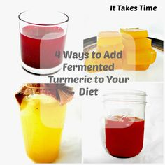 Boost Your Immune System with Fermented Turmeric - It Takes Time