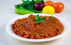 Ezme- Turkisk tomatsallad - ZEINAS KITCHEN