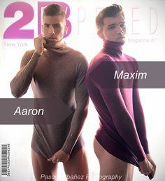 Aaron Benito y Maxim Condurachi by Pascual Ibañez