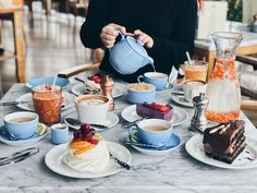 Tallinn is filled with pretty and elegant cafés and bakeries, each one lovelier than the last. The café culture in the city has German influences....