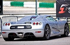 Koenigsegg CC8S the first car from the unspellable Swedish manufacturer- wonderful