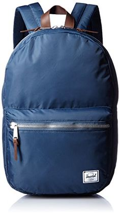 73bc7879b78c Herschel Supply Co Lawson Nylon Backpack NavySaddle Leather -- See this great  product. This