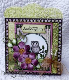 Heartfelt Creations | From Owl Home To Yours