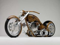 "Description: Woodie powered by an 2008 Ultima blown 127"" motor and built by Troy Powell of Alley Rat Custom Cycles in Las Vegas, NV. Photogr..."
