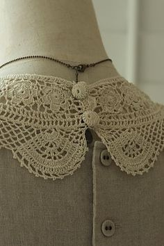 Pure Cotton Handwoven Doily Lace