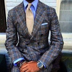#danielhartzgarcia #style #napolitain #gentleman