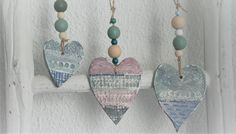 Clay hearts www.sd-interieurstyling.nl